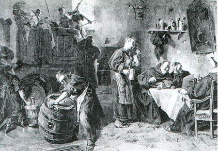 moine-bière