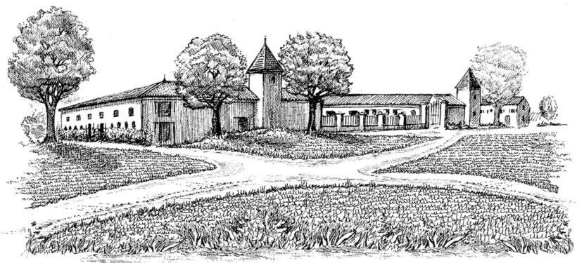 Château Larrivaux