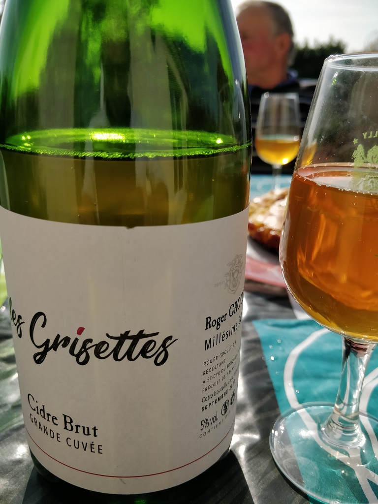 Calvados Roger Groult - Les Grisettes 2015