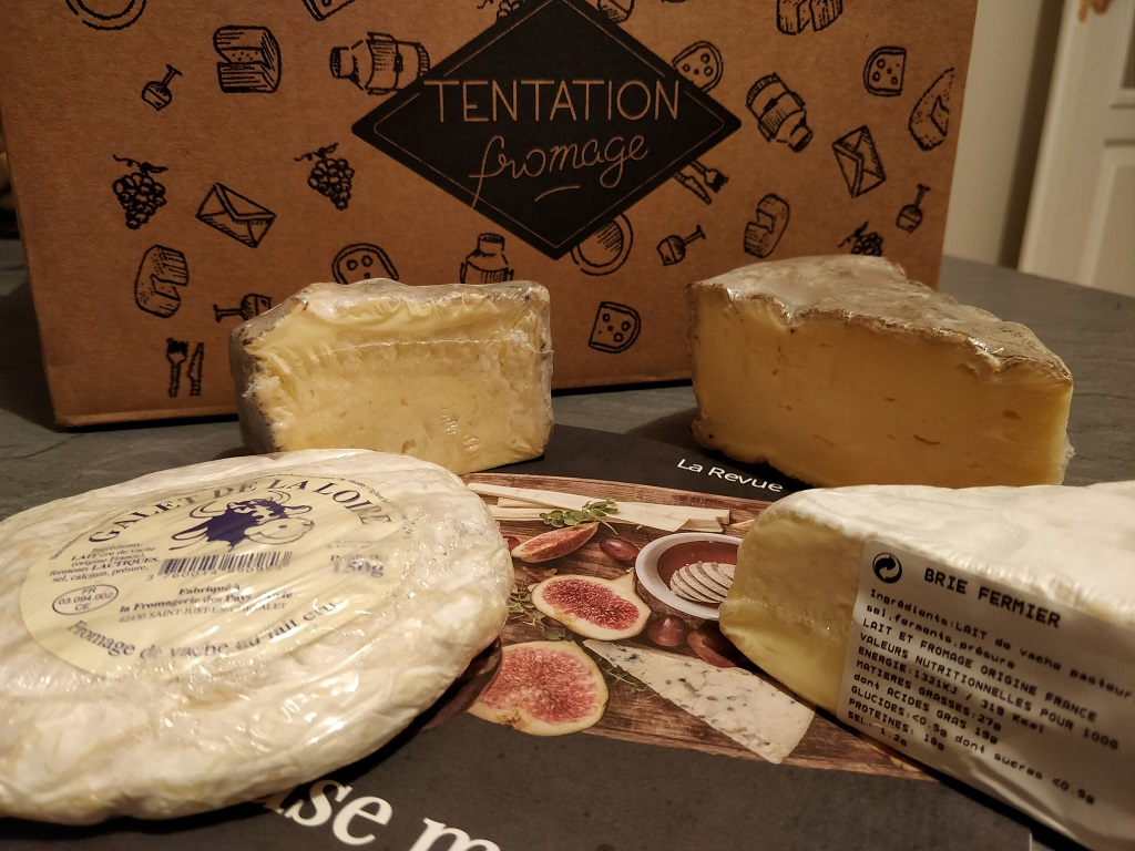 Tentation Fromage Novembre 2018