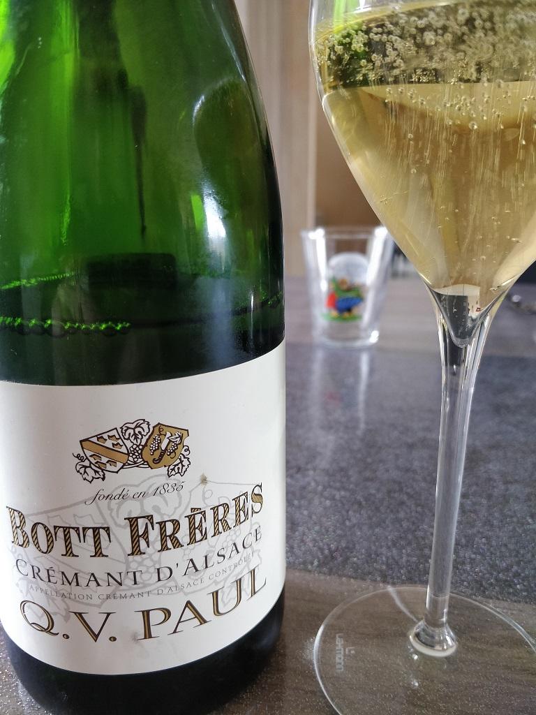 Bott Frère - QV Paul