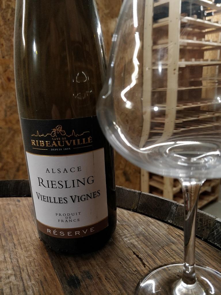 Cave de Ribeauvillé - Riesling Vieilles Vignes 2016