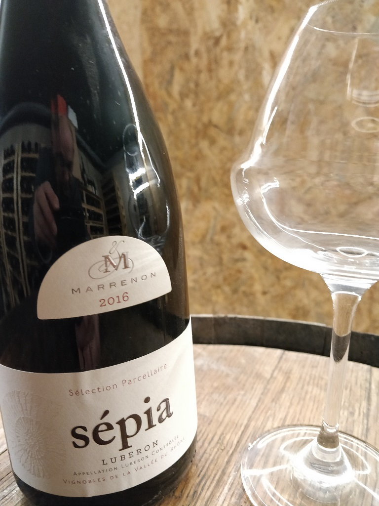 Domaine Marrenon - Sépia 2016