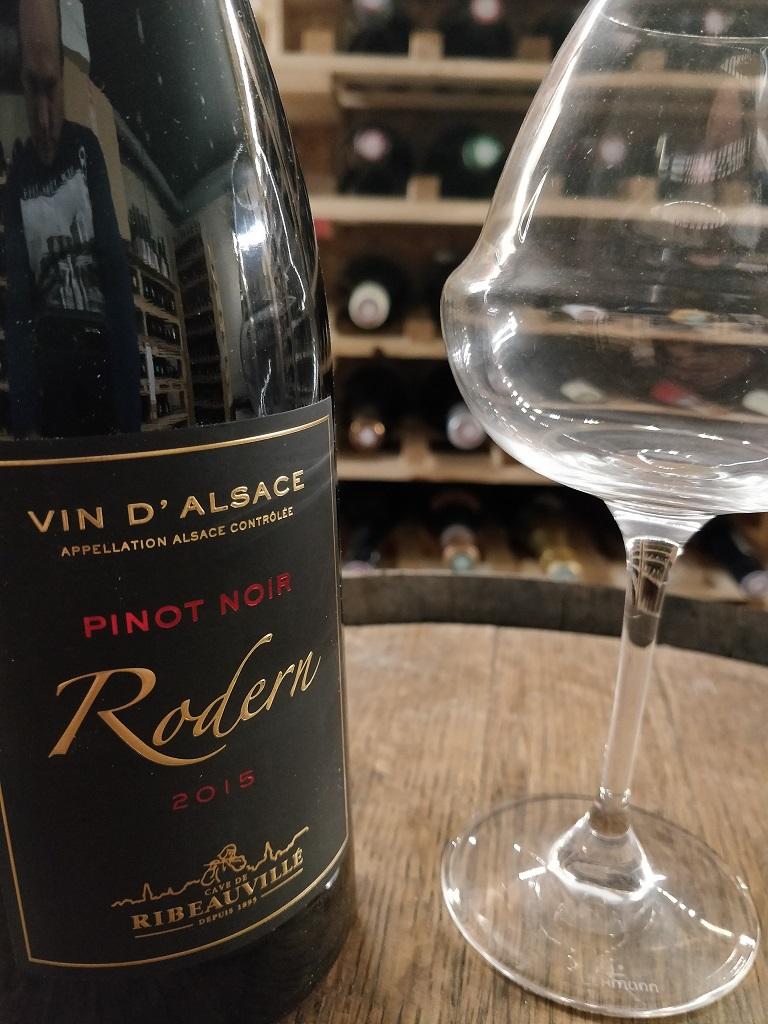 Cave de Ribeauvillé - Pinot Noir Rodern 2015