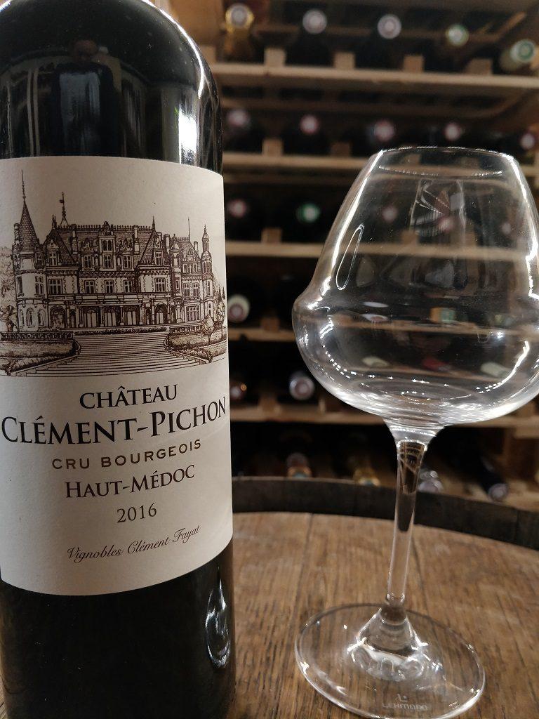 Château Clément-Pichon 2016