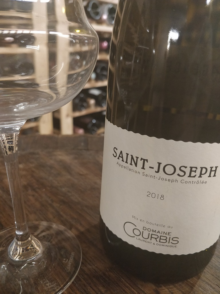 Domaine Courbis - Saint Joseph 2018