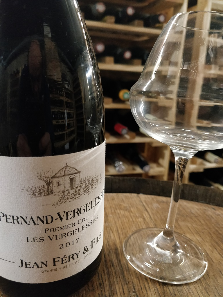 Domaine Jean Féry et Fils - Pernand-Vergelesses 1er Cru Les Vergelesses 2017