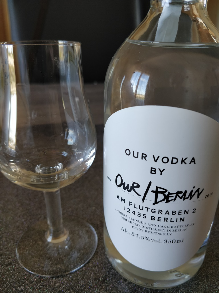 Our/Vodka - Our/Berlin