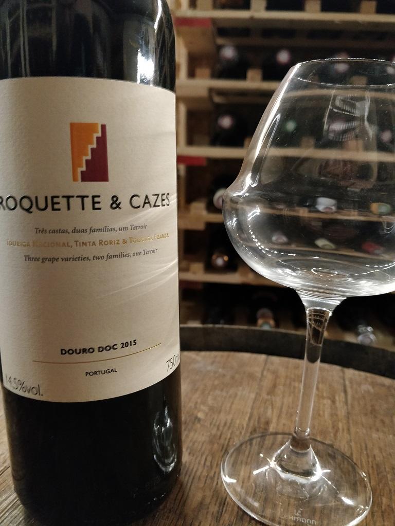 Roquette & Cazes - Douro DOC 2015