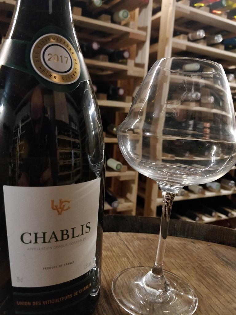 Union Des Vignerons de Chablis - Chablis 2017