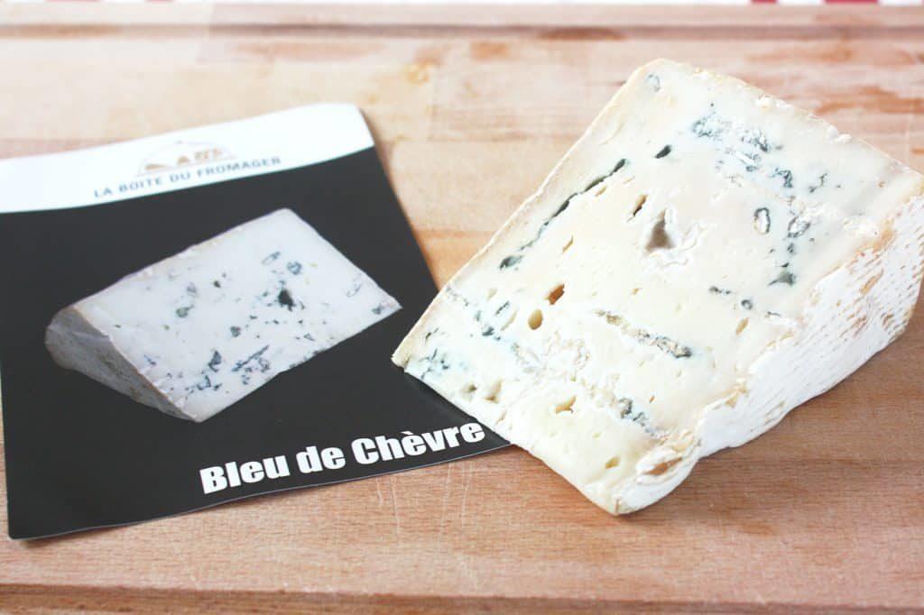 La Boite du Fromager - Bleu de Chèvre