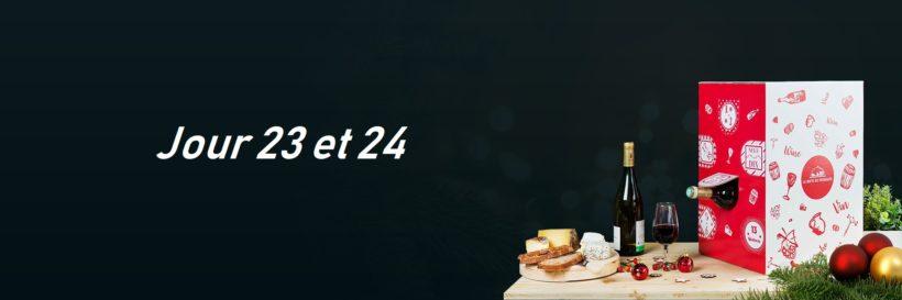 Jour 23 et 24