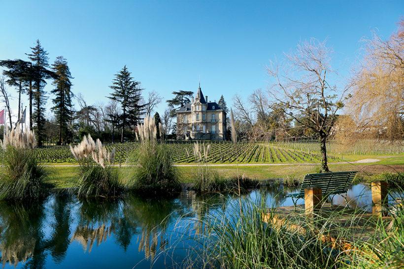 Chateau Les Carmes Haut Brion