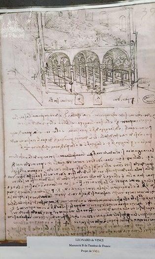 Codex Léonard de Vinci